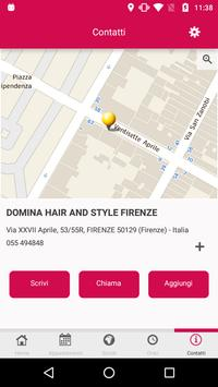 Domina Hair apk screenshot