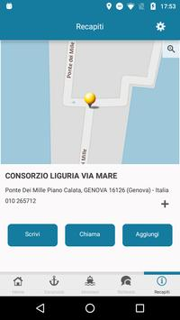 Liguria Via Mare screenshot 1