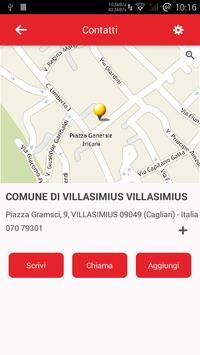 VillasimiusApp screenshot 1