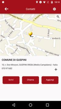 Comune di Guspini apk screenshot