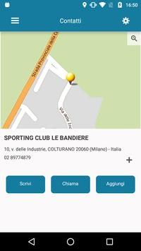 Sporting Club Le Bandiere screenshot 1