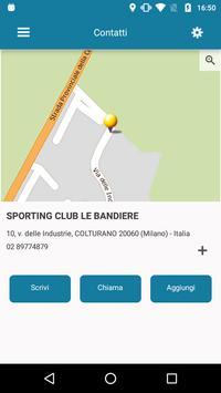 Sporting Club Le Bandiere apk screenshot