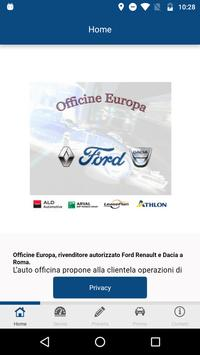 Officine Europa poster