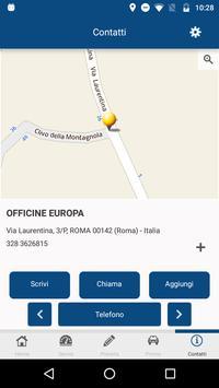 Officine Europa apk screenshot
