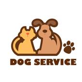 Dog Service Pet Shop icon