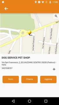 Dog Service Pet Shop screenshot 1
