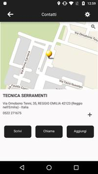 Tecnica Serramenti screenshot 1