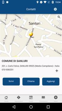Sanluri App apk screenshot