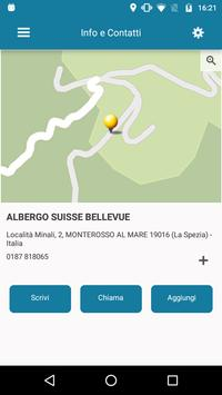 ALBERGO SUISSE BELLEVUE apk screenshot