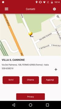 Villa il Cannone screenshot 1