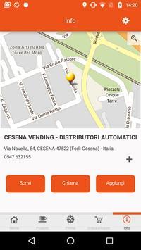 Cesena Vending screenshot 1