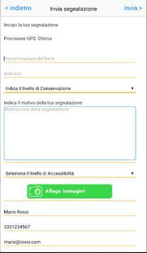 LISTA ROSSA apk screenshot