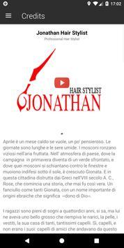 Jonathan Hair Stylist screenshot 3