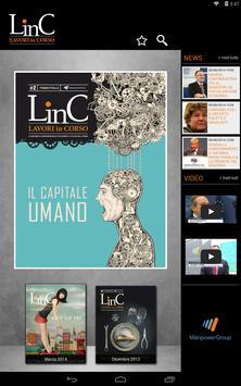LinC Magazine apk screenshot