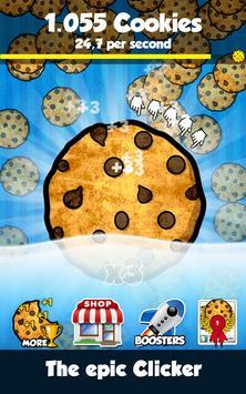 饼干大师(Cookie Clickers™) 海報