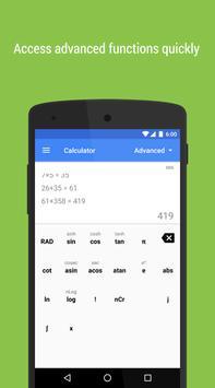 One Calculator screenshot 1