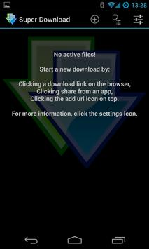 Super Download Lite - Booster poster