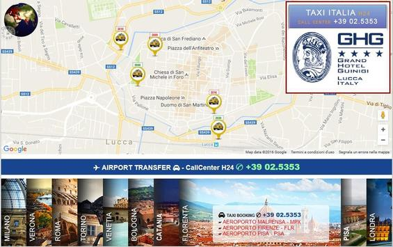 TAXI ITALY - www.etaxi.it screenshot 4