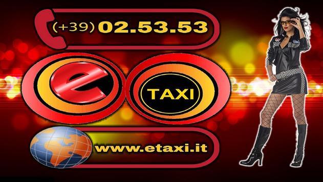 TAXI ITALY - www.etaxi.it screenshot 1
