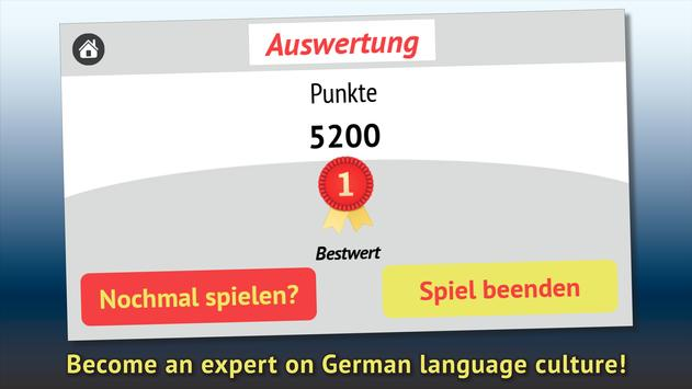 Do you understand German? screenshot 12