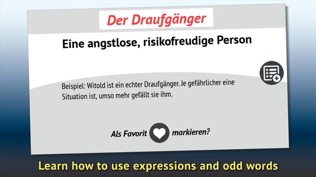 Do you understand German? screenshot 14