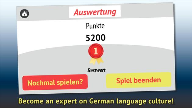 Do you understand German? screenshot 2