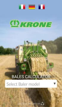 Krone Calculator poster