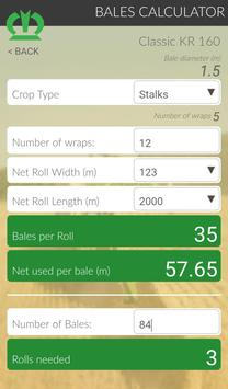 Krone Calculator apk screenshot