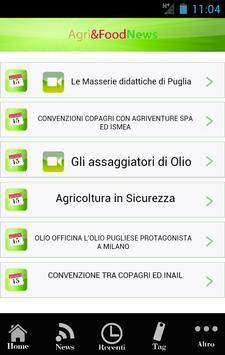Agri&Food News apk screenshot