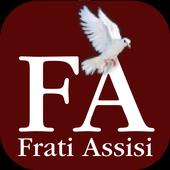 Frati Assisi icon