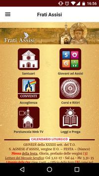 Frati Assisi poster