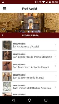 Frati Assisi apk screenshot