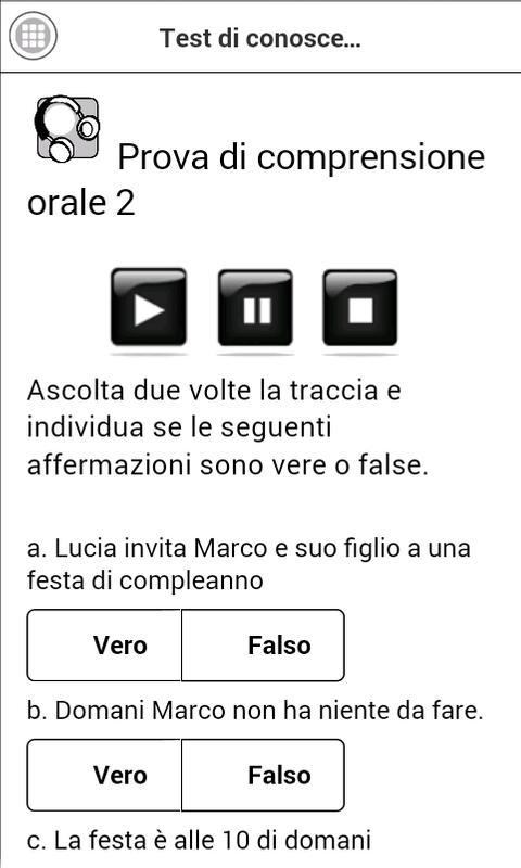 Test di italiano per stranieri APK-Download - Kostenlos Lernen APP ...