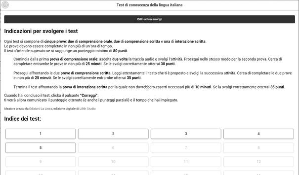Test di italiano per stranieri APK Download - Free Education APP ...