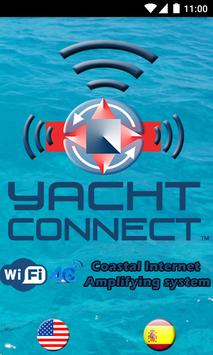 Yacht Connect poster