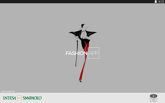 FashionApp poster
