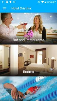 Hotel Cristina - Limone poster