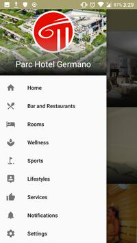 Parc Hotel Germano screenshot 1
