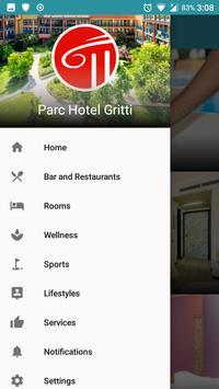 Parc Hotel Gritti screenshot 1
