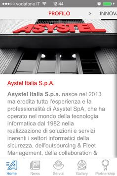 Asystel Italia apk screenshot