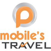 Mobiles Travel icon