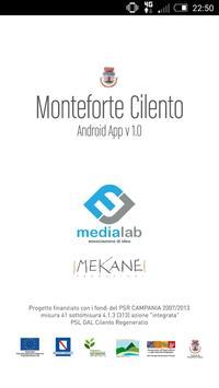 Monteforte Cilento apk screenshot