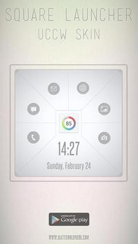 Square Launcher poster