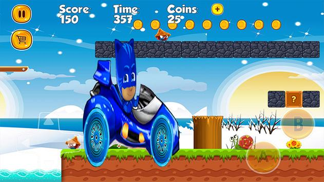 P J Adventure Heros Screenshot 4
