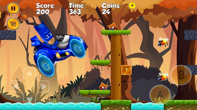 P J Adventure Heros Screenshot 1