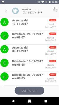 MasterCom - Registro Elettronico per famiglie screenshot 1