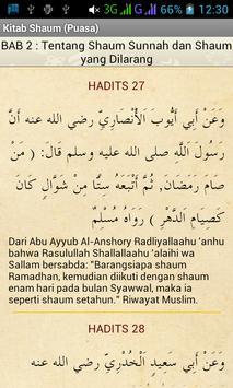 Kitab Puasa (Shaum) apk screenshot