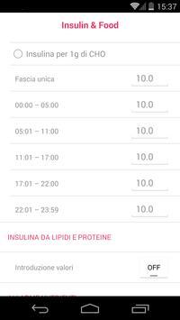 Insulin&Food Conta Carboidrati screenshot 3