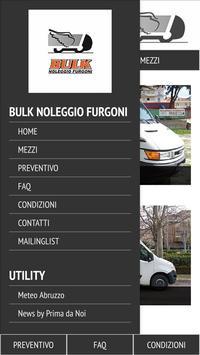 Bulk Noleggio Furgoni screenshot 2