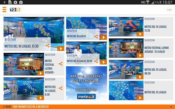 tg5 HD apk screenshot